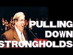 Pulling Down Strongholds | Billy Cole