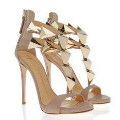 Giuseppe Zanotti design sandals with a precious touch