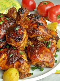 Best Appetizer Recipes, Best Appetizers, Dinner Recipes, Frango Chicken, Dinner For 2, Polish Recipes, Easter Dinner, Tandoori Chicken, Food And Drink