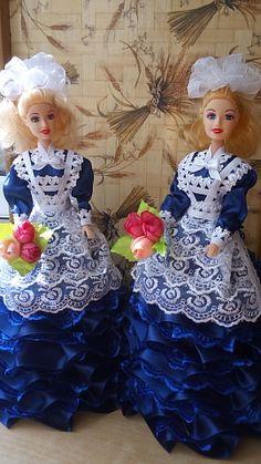 Pin Cushions, Barbie Dolls, Harajuku, Lace Dress, Mini, Disney Princess, Flowers, Crafts, Dresses