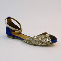 blue and gold, love