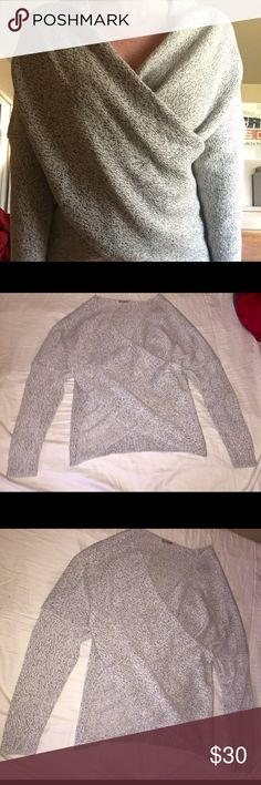 Women's sweater Pair this comfy sweater with your favorite pair of leggings for the winter. Thick and cozy. No stains or signs of wear. Worn three times. Size large. cupshe Tops Sweatshirts & Hoodies