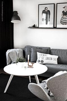Via Formelle Design | Black Grey White | Vee Speers | Swan Chair