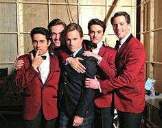 Jersey Boys (Frankie Valli and the Four Seasons-Frankie Valli ve Dört Mevsim)