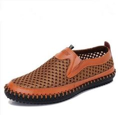 Men's Air Mesh Loafers