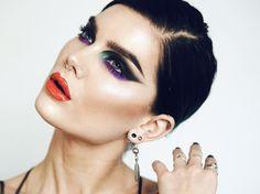 Linda Hallberg - Page 256 of 1928 - Makeup Case, Makeup Geek, Makeup Tools, Makeup Remover, Makeup Brushes, Eye Makeup, Makeup Ideas, Makeup Inspiration, Fashion Inspiration