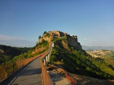 #Civita, Italy  - Nice light! We added this photo to our favourite Travel Shots of the Week on canada.com