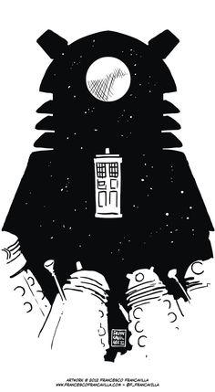 Doctor WHO - Asylum Of The Daleks