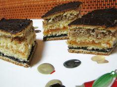 Romanian Desserts, Romanian Food, Cheesecakes, Cake Recipes, Dessert Recipes, Hungarian Recipes, Hungarian Food, Food Cakes, Tiramisu