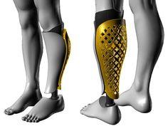 Dubai Health Authority reveals initiative for $100 3D printed artificial limbs