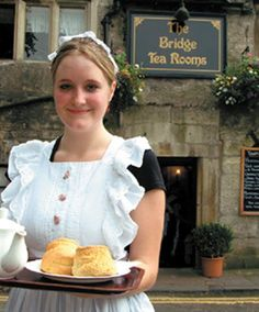 The best places for tea and cake in Great Britain.