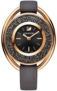 74617c86ac4 Swarovski Watch Crystalline Black