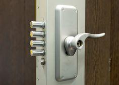 Πόσο ανθεκτικές είναι οι κλειδαριές ασφαλείας;