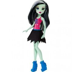 Get the Monster Highinch fans screaming with cheerleading dolls!Frankie Steininch doll wears a clawesome cheerleading outfitThe daughter of Frankenstein i. Monster High Frankie Stein, Monster High Dolls, Cheerleading Moves, Cheerleading Outfits, Dolls For Sale, New Dolls, Christmas Presents For Babies, Mattel Shop, Bride Of Frankenstein