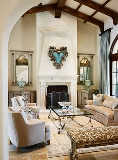 Silverleaf Mediterranean - Janet Brooks Design : Janet Brooks Design
