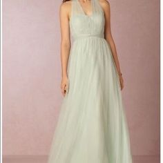 Jenny Yoo Dresses & Skirts - Jenny Yoo Annabelle dress in Sea Glass