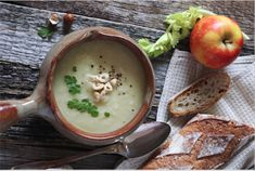 Soupe céleri et pommes - Simply Market