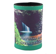 The Stubby Can Cooler ( without base ) has a  large area for your multi colour printed promotional branding, message or logo customised onto the promotional product in prime viewing position maximising visual advertising potential.