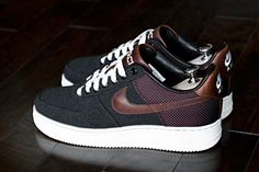 NIKE AIR FORCE 1 BESPOKE (MAVERICKS PROJECT) - Sneaker Freaker
