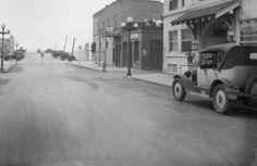 Ashland Ave, Ocean Park, 1928