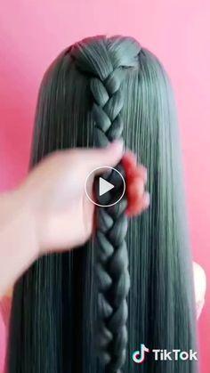 creative arts has just created an awesome short video with original sound – arti… - Frisuren Medium Hair Styles, Curly Hair Styles, Hair Braiding Salon, Hair Waver, Pinterest Hair, Grunge Hair, Bridal Hair Accessories, Layered Hair, Braided Hairstyles