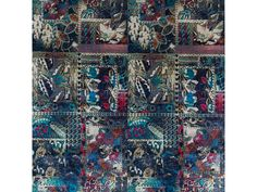 Fabric Love: Rio & Barcelona Velvet | The English Room