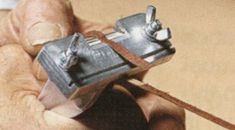 Hand                                                           Splitter                                                           Leather