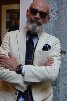 Antonio Rossi:  Style Icon