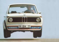 One of my favorite wheels - BMW 2002 - I had one whilst I lived in Singapore