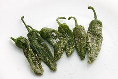 Gernika peppers.