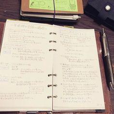手帳会議。 明日は文具デートの日なので脳内構想をつらつらと。 買うもの決めておいてパパッと買ってササッと帰って寛ごうと思います←フラグかな? #travelersnotebook#travelersnote#journal#diary#planner#トラベラーズノート#トラベラーズノートパスポートサイズ#能率手帳#日記#手帳#手帖#ライフログ#ロロマクラシック#ダヴィンチ#システム手帳#野帳ノート#測量野帳#ピュアモルト