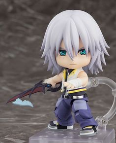 Kingdom Hearts Ii, Square Enix Games, Chibi, Tiger And Bunny, When They Cry, Living Dead Dolls, Manga News, Two Faces, Walt Disney Company
