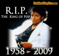 Michael Jackson's death stunned the world.  Crippling several major websites & services, as the abundance of people accessing the web, pushing internet traffic to unprecedented and historic levels.  June 25, 2009