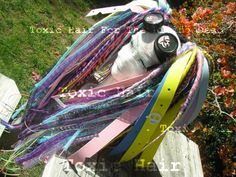 CYBERLOX  made to order your choice of colors by ToxicHair on Etsy, $155.00
