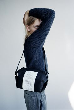 Transfer Bag 01 Black