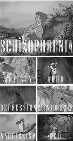 enfermedades mentales...