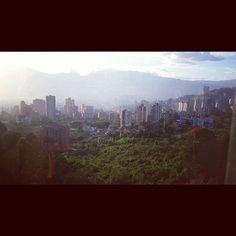Mi linda ciudad #Medellin by dannystiven