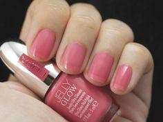 #JellyGlow #nails #nailpolish 004 Sunny Coral