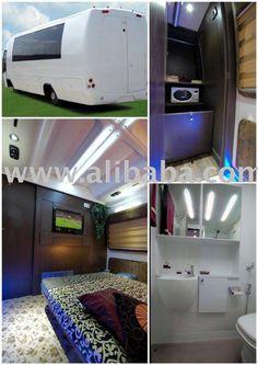 Caravan www.conceptcombination.com Used Bus, Caravan, Stuff To Buy, Motorhome