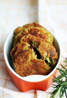 Chiftelute de naut cu rozmarin | Gourmandelle.com