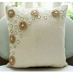 My next project to make this in a grey hue for the bed!