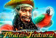 Pirates Treasures HD - http://igrovyeavtomatydengi.com/pirates-treasures-hd