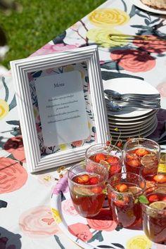 Table Arrangements, Tablecloths, Joyful, Flower Prints, Morning Coffee, Aurora, Watercolour, Porch, Table Settings
