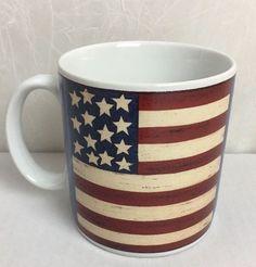 Sakura Spirit of the Flag Mug Warren Kimble Brandon House Flag Coffee/Tea #BrandonHouseSakura