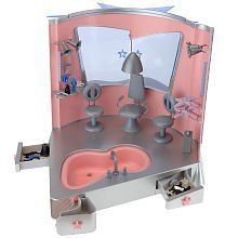 Bratz Girlfriendz Salon 'n' Spa by MGA Entertainment. $79.99 Used to play with this all the time!