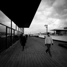 """""""Prospettiva, riflessi e mare"""", Copenaghen, marzo 2015. 2° riScatto urbano di Valentino Grandinetti. Saranno conteggiati i RT al seguente tweet: https://twitter.com/ziopeppe/status/633969082925248512"""