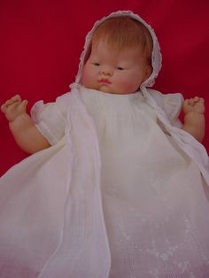 Vintage 1960's Beautiful Vogue Baby Dear Doll E Wilkins EXC | eBay