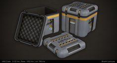 sci fi crate concept - Поиск в Google