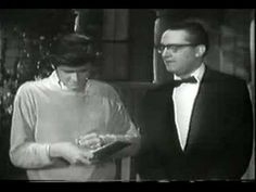 Anthony Perkins : The Autograph Sketch ( Steve Allen Show )  http://www.youtube.com/watch?v=Ol1UvsHAY1E