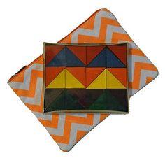 Mosaic Triangles